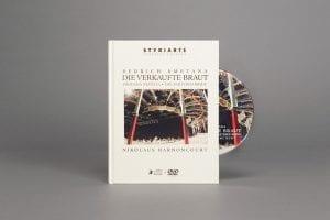 Brudköpet på cd-dvd från Styriarte