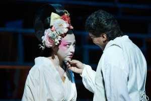 Madame Butterfly - nypremiär på DKT Operaen