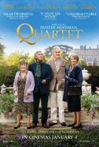 Kvartetten ny film i regi av Dustin Hoffmann