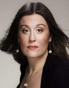 Sara Andersson wagnersopran på GöteborgsOperan