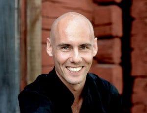 Martin Vanberg svensk tenor utbildad på Operaakademiet