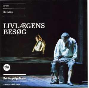 Livläkarens besök på Det Kongelige Teater Operaen - synopsis