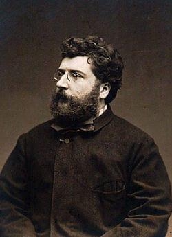 Bizet operor upplevda på operascener