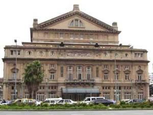 Operastäder och operahus i världen - fördelade landsvis -Buenos Aires
