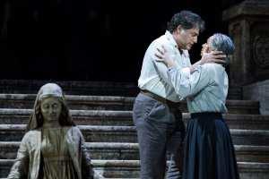 Cavalleria Rusticana på Det Kongelige Teater Operaen i Köpenhamn - synopsis
