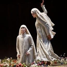 Karmelitsystrarna premiär på Kungliga Operan