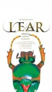 Lear premiär på Malmö Opera