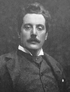 Giacomo Puccini kompositör 1858 -1924