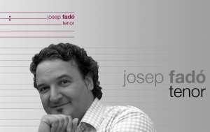 Josep Fadó tenor från Portugal