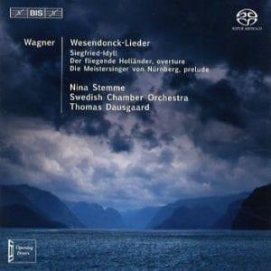 Wesendonck lieder med Nina Stemme