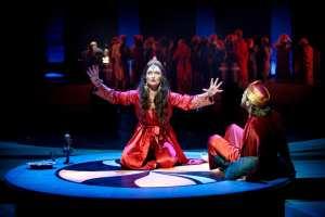 Tusen och en Natt på Malmö Opera