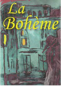La Bohème på Opera på Skäret - en besvikelse