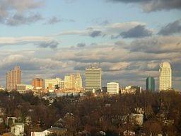 Winston – Salem stad i USA med operascen