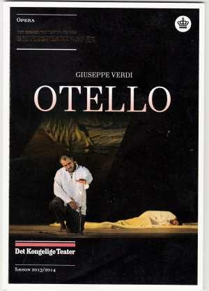 Otello på Det Kongelige Teater – Operaen – synopsis