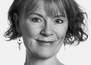 Elisabeth Persson är sopran i Göteborgsoperans kör