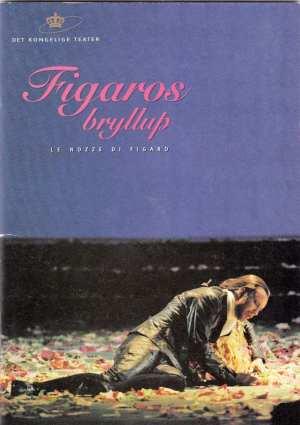 Figaros bröllop – Det Kongelige Teater Gamle Scene – synopsis