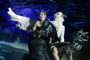 Alcina på Det Kongelige Teater Gamle Scene – synopsis