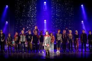 American Idiot rockkonsert på Malmö Opera