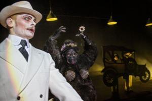 Cabaret på DKT Gamle Scene