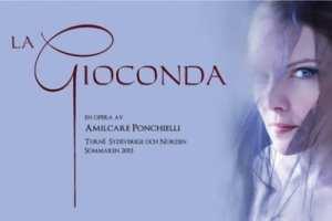 La Gioconda with Opera Factory - synopsis