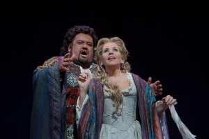 Polarprisvinnare i Otello på operabio