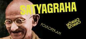 Satyagraha - sanningens väg på Folkoperan