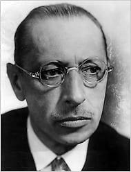 Igor Stravinskij – kompositör