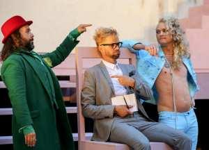 En turk i Italien koreografisk operaupplevelse på Läckö
