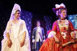 Figaros bröllop i Masugnen på Huseby bruk stor succé