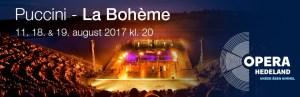 La Bohème med nordiska talanger på Opera Hedeland