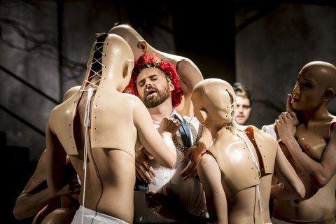 Turandot på Folkoperan - synopsis