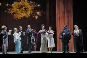 Mordängeln från Metropolitan Opera synopsis