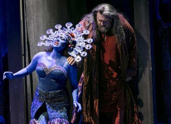 Lakmé en sångarfest på Malmö Opera