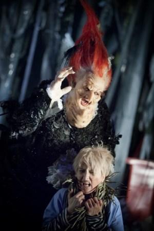 Hans och Greta nypremiär på Malmö Opera