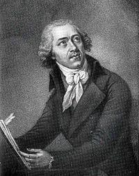 Leopold Kozeluch tjeckiskfödd kompositör