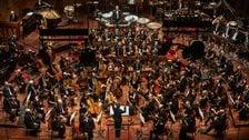 Trettondagskonserten från Berwaldhallen