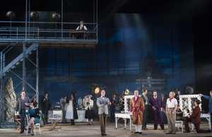 Ariadne auf Naxos på GöteborgsOperan