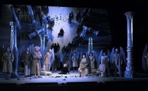 Orfeo & Euridice premiär på NorrlandsOperan