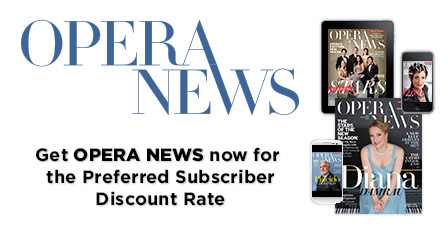Get Opera News now for the Preferred Subscriber Discount Rate