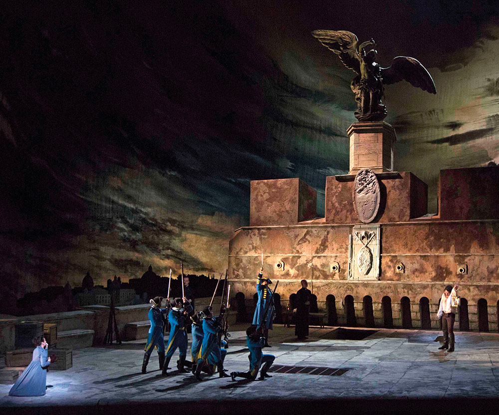 The Metropolitan Opera Tosca / Rocky Coast News: Puccini's TOSCA presented as Met Opera ... - Buy tickets for tosca live in the opera house here.