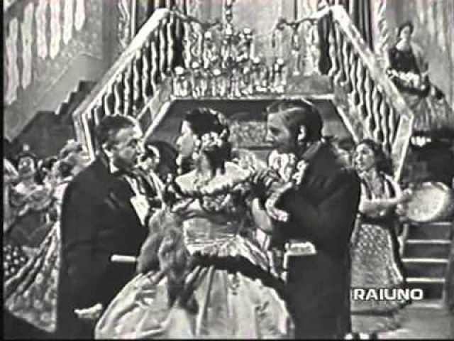 La Traviata Movie 1954 Carteri Filacuridi Tagliabue – Opera on Video