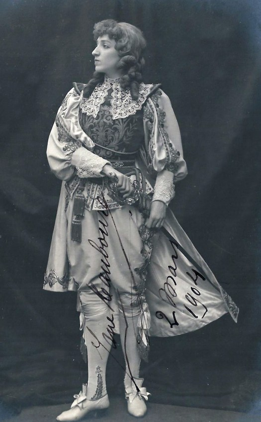 Maubourg, Jeanne as Prince charmant in Cendrillon
