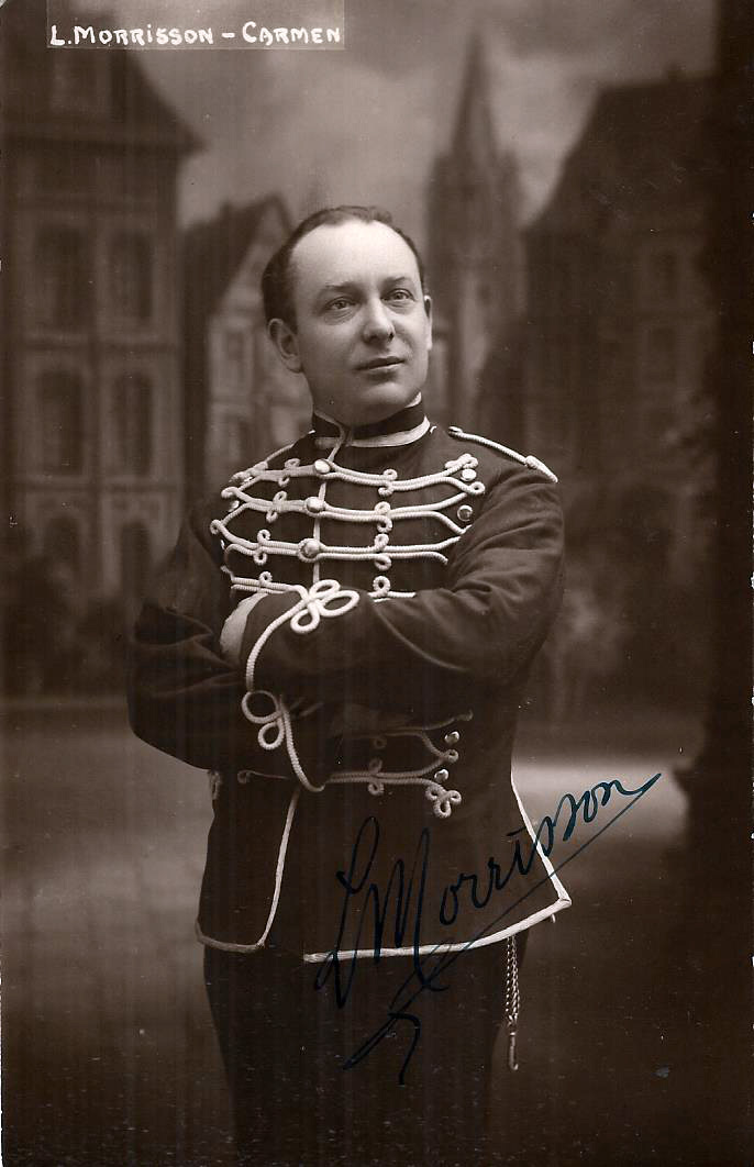 Morrison, Louis as Don José in Carmen
