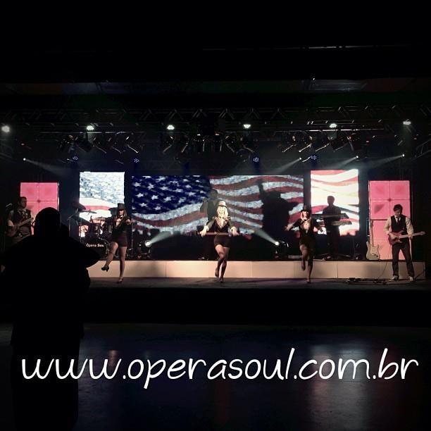Formatura da Faap- Banda Ópera Soul- Vila dos Ipês 2013