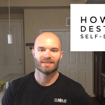 How To Destroy Self-Doubt