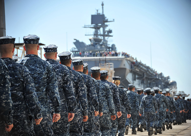 how to join the navy