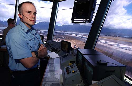 navy air traffic controller