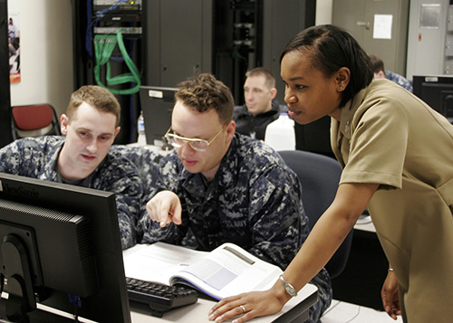information systems technicians are one of the best jobs in the military