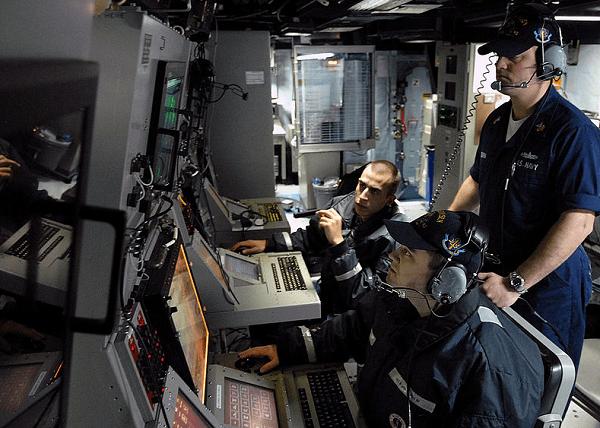 Sonar Technician - Surface (STG)