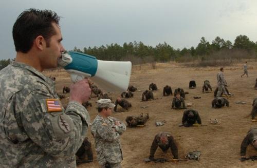 army sfpc training